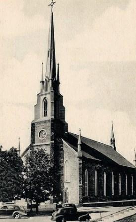 st patrick Church, rivière du loup