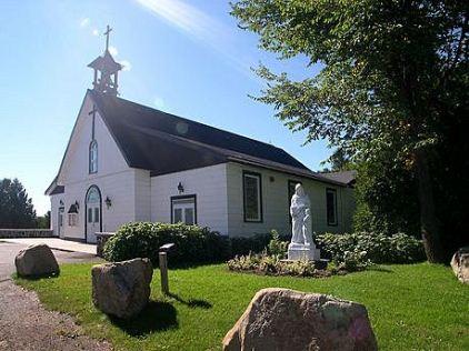 église ste anne des lacs