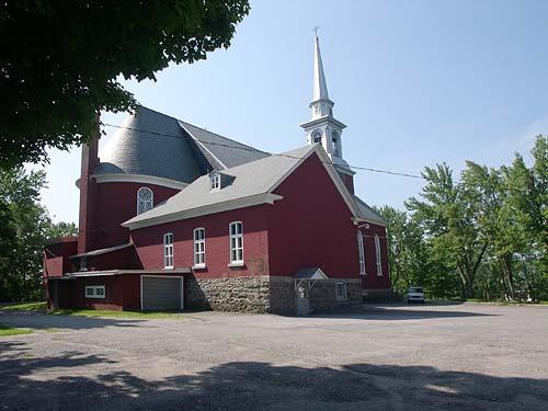 L'Église Sainte-Bibiane