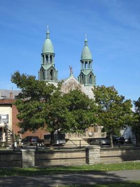 église sts anges gardiens lachine