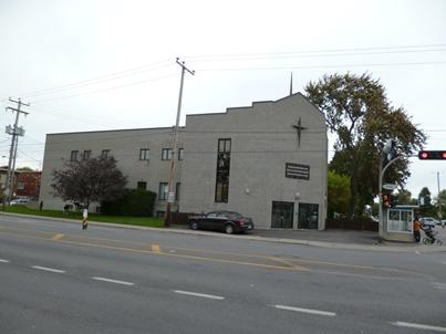 église unie