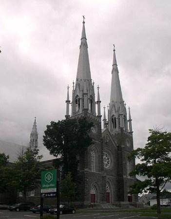 Église Saint-Pierre-du-Lac