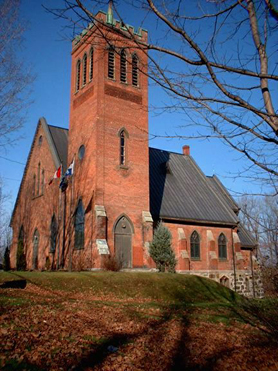 L'Église St.-Luke