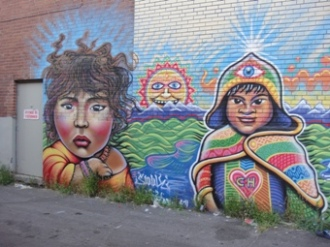graffiti enfants