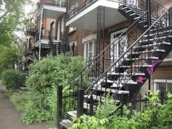 escalier rue st hubert