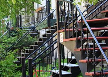escaliers sur plateau