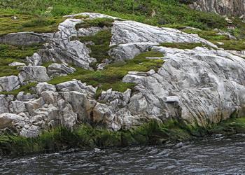 falaises du fjord