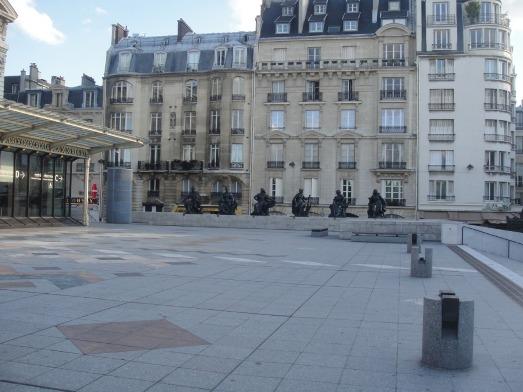 esplanade musée orsay