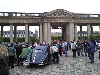 expo auto france