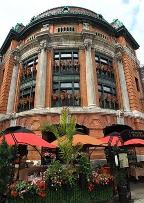 façade du capitole de québec