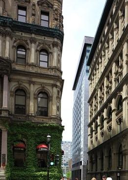 façades colonnes