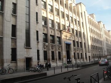 faculté de médecine université de paris