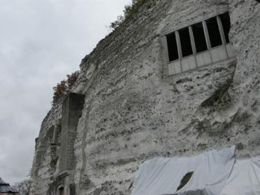fenêtre de l'histoire