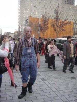 fermier zombie