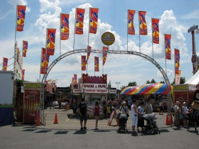 festival de cirque vaudreuil dorion