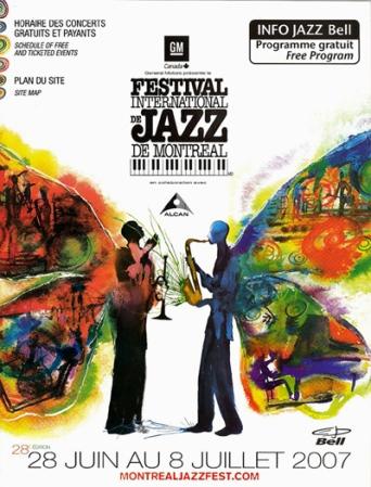 festival de jazz 2007