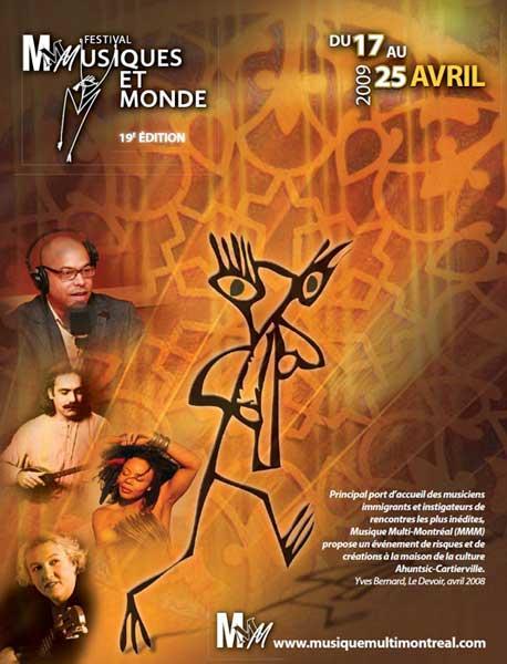 Festival Musiques et Monde