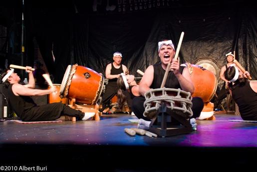 festival de percussions