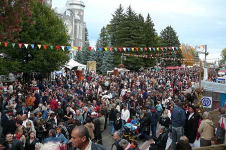 festival sarrasin louiseville