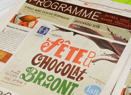 fete du chocolat de bromont