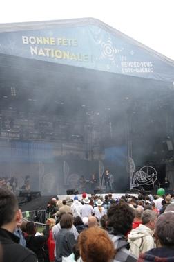 fete nationale quebec concert