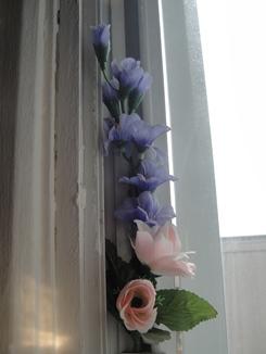 fleurs appartement