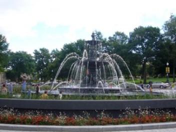 fontaine tourny