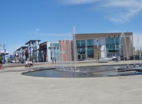 fontaines du centropolis