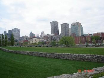 fortifications de montréal