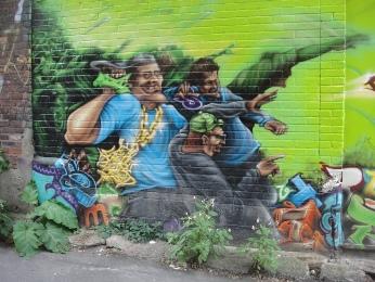 gangs de rue