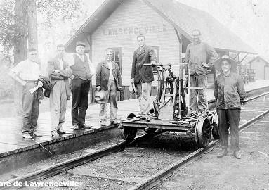 gare de lawrenceville