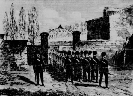 garnison de québec