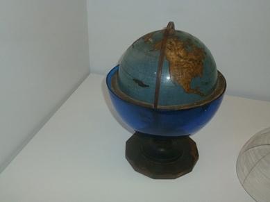 globe terrestre musee stewart