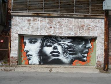 graffiti roy est et chateaubriand