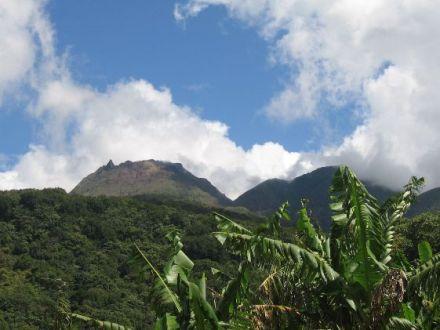 montagnes de la guadeloupe