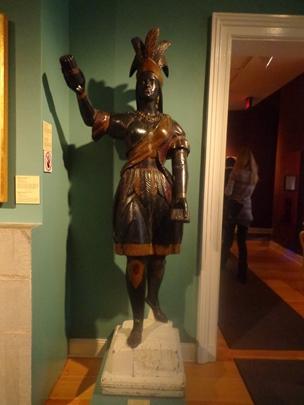 femme iroquoise