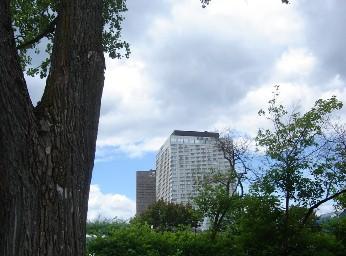 hotel hilton québec