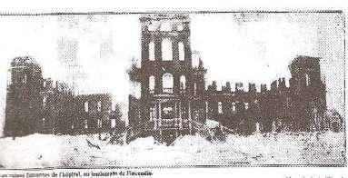 ruines hopital
