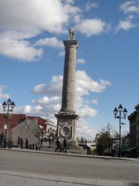 colonne Nelson