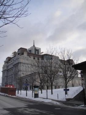hotel de ville réparations