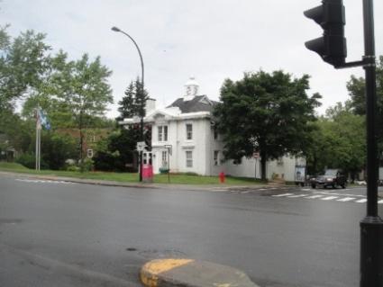 hotel de ville outremont
