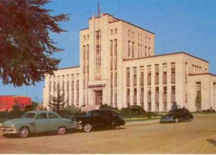 hôtel de ville de shawinigan