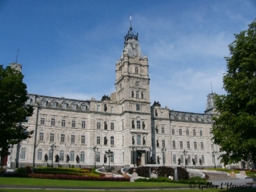 hotel du parlement quebec
