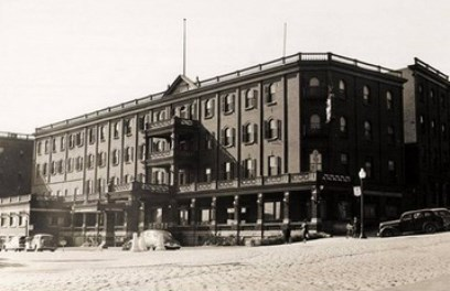 hôtel new sherbrooke