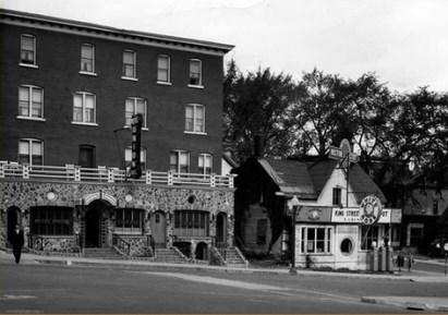hotel union sherbrooke