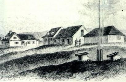 hudson bay station a Tadoussac
