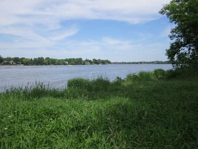 rivière des prairies + ile perry