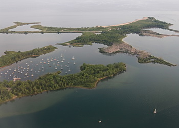 iles du st laurent