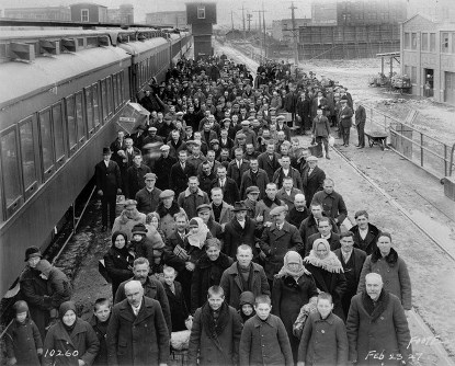 immigrants au canada