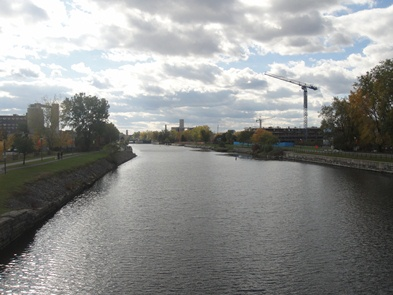 industrialisation du canal de lachine